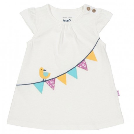 Tunique coton bio Bunting