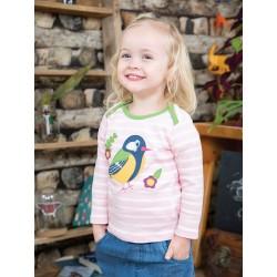 Tee-shirt coton bio Finch