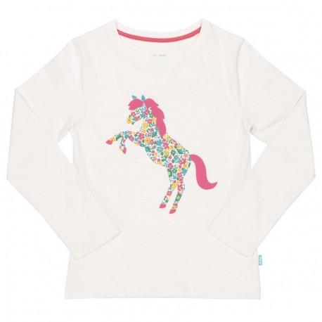 T-Shirt coton bio Pony