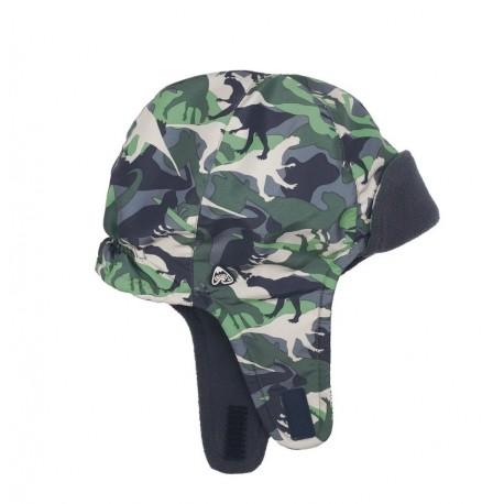 Bonnet polaire Dinosaure