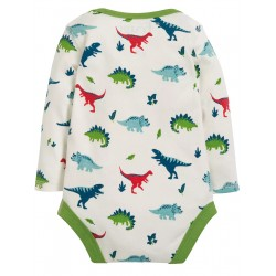 Lot 3 bodys coton bio Dino