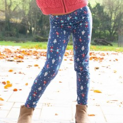 Leggings coton bio Skate Time