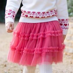 Jupe coton bio Fairy