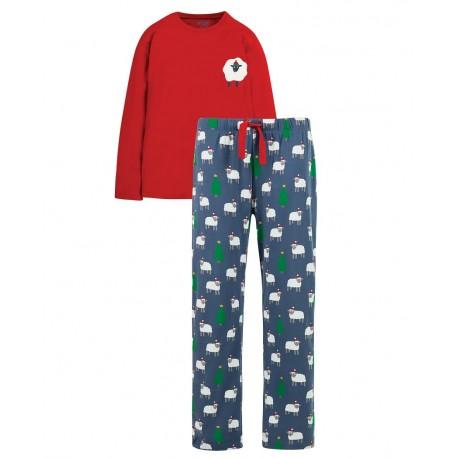 Pyjama coton bio Comet