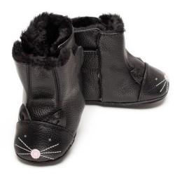 Boots souples cuir Quinn
