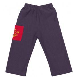 Pantalon coton bio Bonhomme 6 Mois
