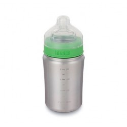 Biberon inox 266 ml