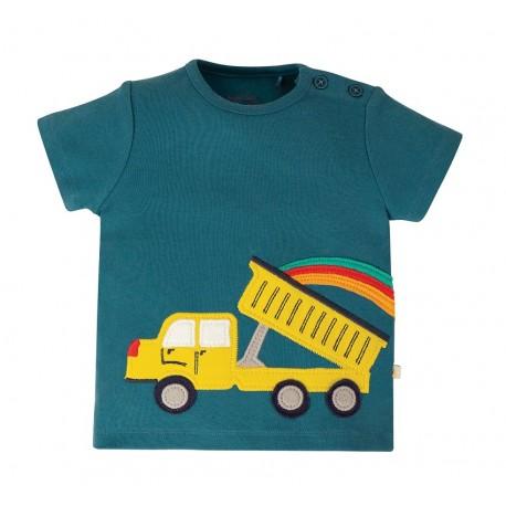 Tee-shirt coton bio Truck