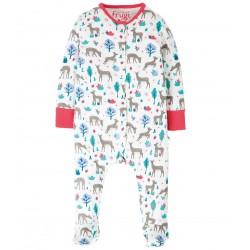 Pyjama coton bio Biche 6-12 Mois