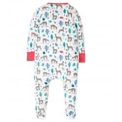 Pyjama coton bio Biche