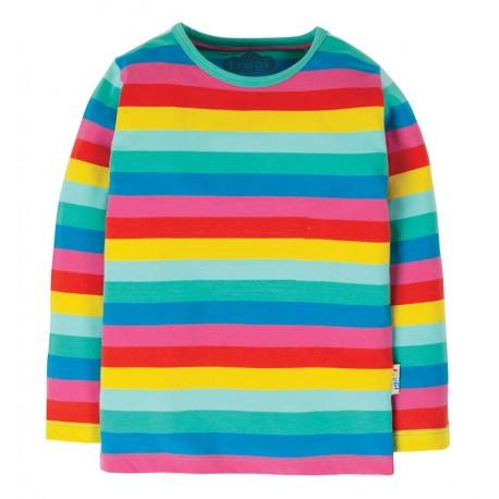 Top coton bio Color