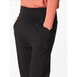 Pantalon Bambou Dashka Black