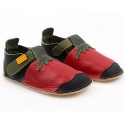 Chaussures souples Nido Strawberry