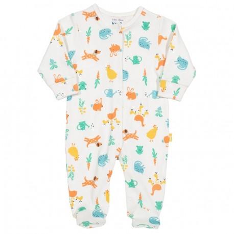 Pyjama coton bio Garden