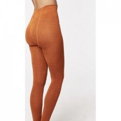 Collants bambou Burnt Orange