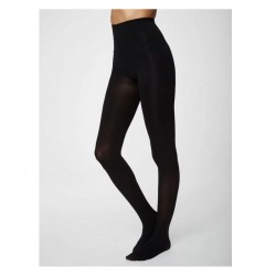 Collants Nylon recyclé Noir