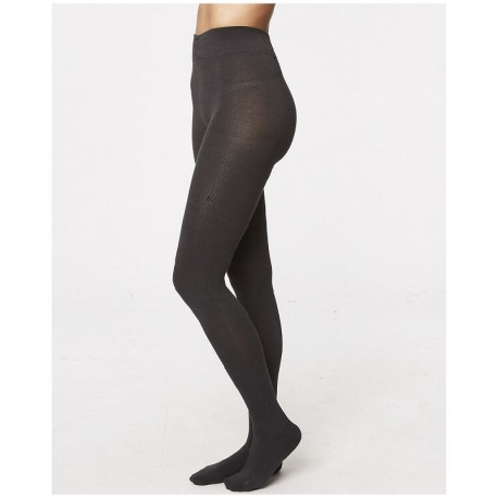 Collants bambou Anthracite