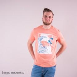 Tee-shirt coton bio 7ème Continent