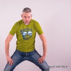 Tee-shirt coton bio Homo Eradicus