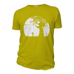 Tee-shirt coton bio Pousse S