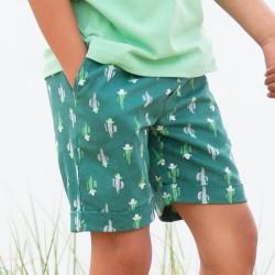 Short coton bio Cactus