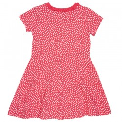 Robe coton bio Dotty