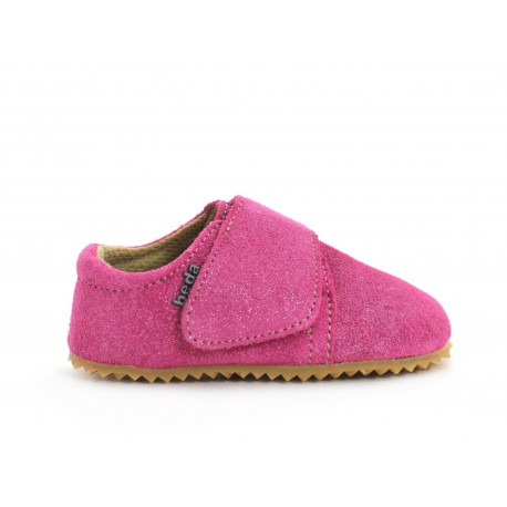 Barefoot minimaliste Rose paillettes