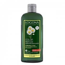 Shampoing reflets blonds 250 ml LOGONA