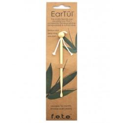 Oriculi en bambou Color