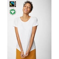 Tee-Shirt coton bio Blanc