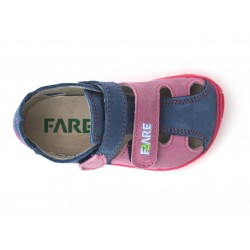 Fare Bare Sandales Cuir Summer