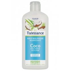 Huile de coco Natessance 250 ml