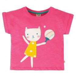Tee-shirt coton bio Cat
