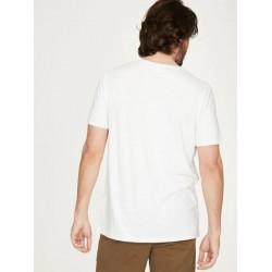 Tee-Shirt chanvre Manuel Blanc