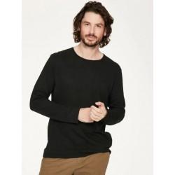 Tee-Shirt chanvre Luigi Noir