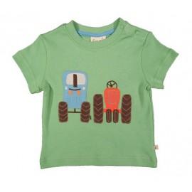 tee-shirt bebe tracteur