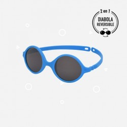 DIABOLA Bleu Moyen 0 -18 Mois