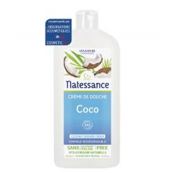 Crème de Douche Coco Natessance 500 ml