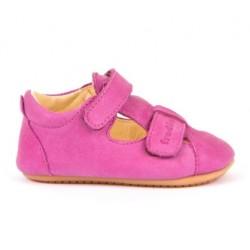 Sandales Prewalkers fuchsia
