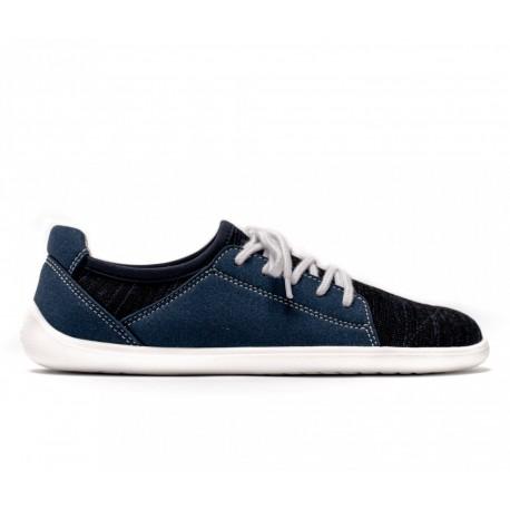 Barefoot Sneakers Ace Blue de coté