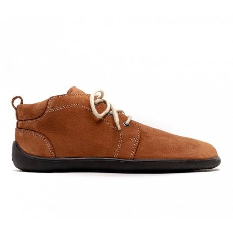 Chaussure Souple Couleur Cognac