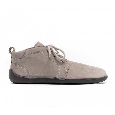 Barefoot Shoes Icon Pebble Gris Vue de Côté