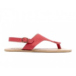 Barefoot Sandals Promenade red