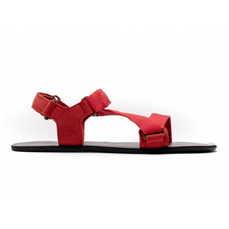 Barefoot Sandals Flexi Red