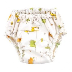 Culotte Apprentissage coton bio Jungle