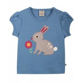 Tee-Shirt Coton Bio Little Evie 3-6 Mois