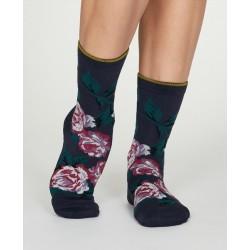 Coffret bambou 2 paires chaussettes + 1 slip Enid
