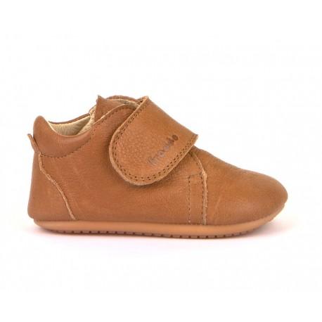 Chaussures Prewalkers cognac