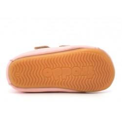 Boots fourrées Prewalkers pink