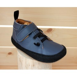Barefoot Cuir Navy